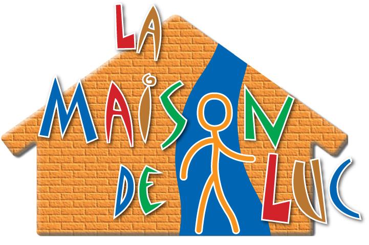 Logo maison de luc